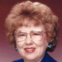 Thelma Evans Stocking