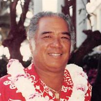 Solomon Kolomona Mahuna
