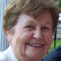 Clare Patricia Black