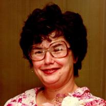 Mary Elizabeth Anthrop