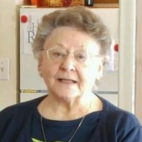 Naomi J.  Wegner