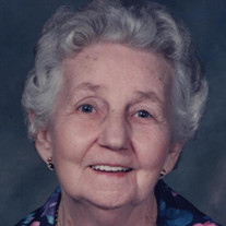 Hortense Palmer