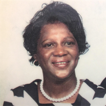 Mrs. Georgia  Crosland