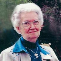 Florence Holdren