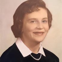 Mary Katherine (McCauley)  Franklin