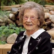 Lillian M. Peterson