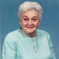 Virginia Clifton Deaver