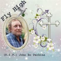John Ernest Perkins, Jr