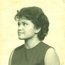 "Maria  Angelica ""Kica""  Vasquez Tamez"