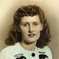 Dorothy Faye Burgess Rowland