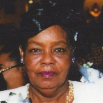 Mrs. Eula Mae Chenier Sylvester