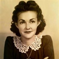 Mrs. Vivian Rupelle Alderdice