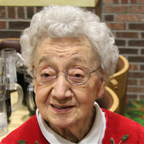 Mildred M. Tangeman