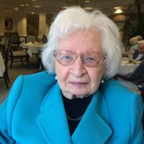 Mrs. Dorothy Isabella Douglas-Ferguson