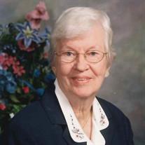 Dorothy Louise Foell