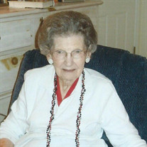 Margaret Elizabeth Davis