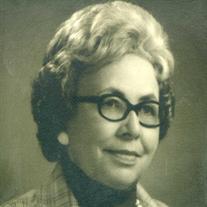 Ruth Geraldine Mayle