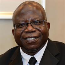 Dr. Cyril Kofie Daddieh