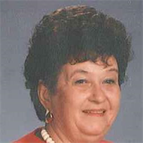 Mrs. Wanda Jean Jones