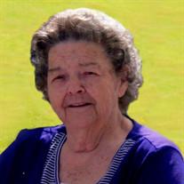 Mrs. Marilyn Woodard Alligood