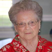 Georgia Lee West Allen