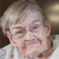 Mildred Virginia Sisler