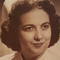 Beverly June Olson (nee Haught)