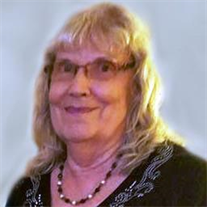 "Patricia ""Patty"" Fern Frogge Akin"