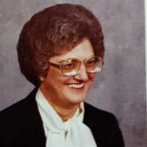 Margaret  Gillaspie