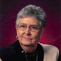 Mrs. Anna Lue McManus