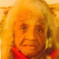 Mrs. Eddie Martha  Walls