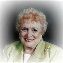 Mrs. BETTYE JANE ZEVE SCHOENFELD BACCUS