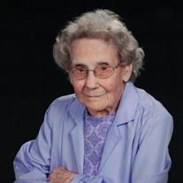Annie Louise Morgan