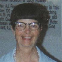 Virgina Lee Dobbs