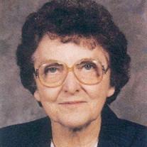 Margaret Anna Hunsley Lutsch