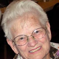 Doris Marie Eoff Wheeler