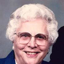 Lillian Virginia Huber