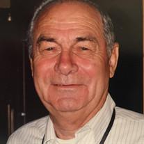 MSgt Gene Gray Arnn USAF Retir