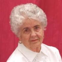 """Ms. Ethel Dean """"G"""" Walker"""