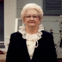 Martha O. McGee