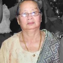Mrs. Chanmy Lakongpheng