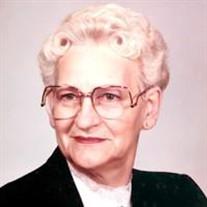Edna Viola Moser