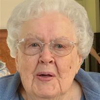 Mrs. Mary Catherine Smallman