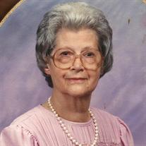 Clara Nadine Hamblin Cocke