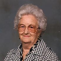 Macie Fausett Carter