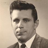 Harold Hyatt Metts
