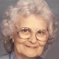 Mrs. Kathryn Horne Blanton