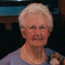 Rebecca Mary Barton