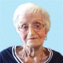 Mary Margaret Ferris (nee Reed)