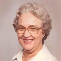 Mrs. Annie Lee Ratliff
